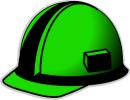 Helmet-Green